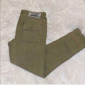 Zara Utility/Cargo Pants